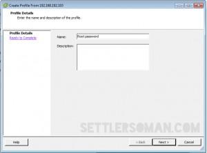 Recover ESXi root password 2
