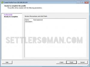 Recover ESXi root password 3