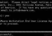 Workstation on linux
