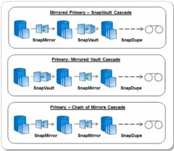 NetBackup Replication Director - Topologies