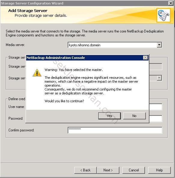 How to configure NetBackup Media Server Deduplication Pool (MSDP) 4