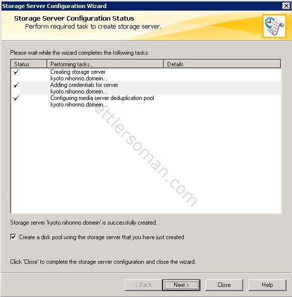 How to configure NetBackup Media Server Deduplication Pool (MSDP) 7