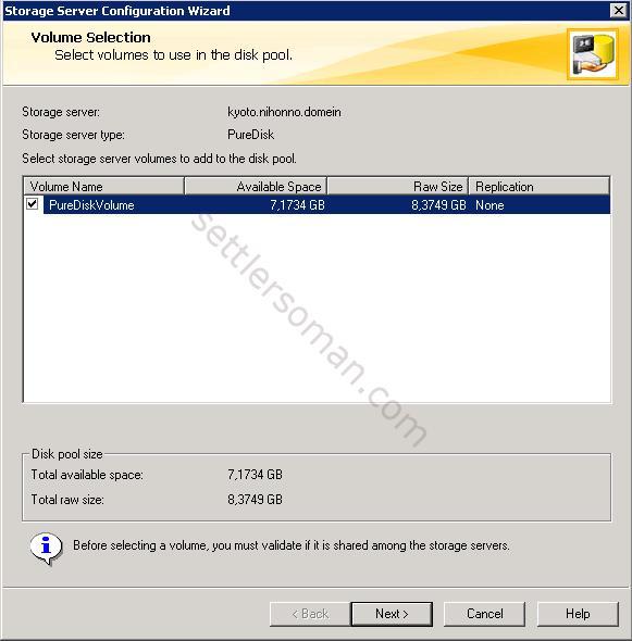 How to configure NetBackup Media Server Deduplication Pool (MSDP) 8