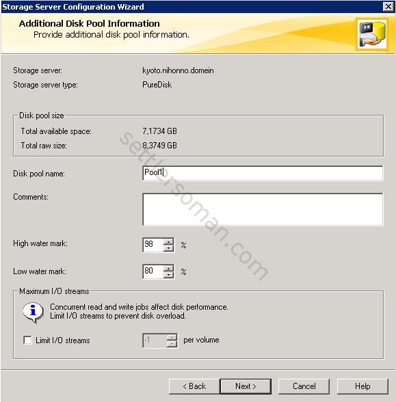 How to configure NetBackup Media Server Deduplication Pool (MSDP) 9