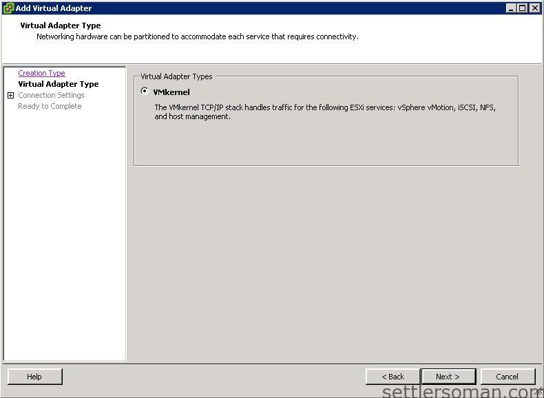 Set up Multi-NIC vMotion on vDS via vSphere Client 7