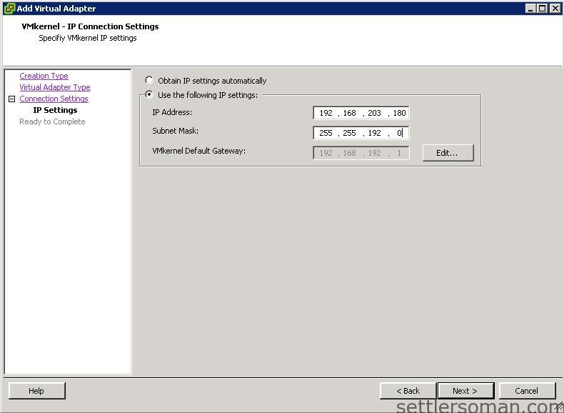 Set up Multi-NIC vMotion on vDS via vSphere Client 9
