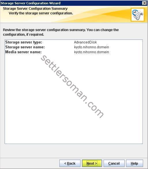 How to create Storage Unit (STU) on NetBackup Advanced Disk 2