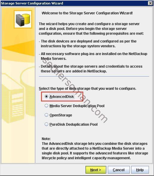 How to create Storage Unit (STU) on NetBackup Advanced Disk